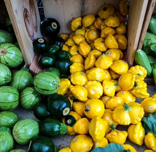 Farmers Market at Tompkins Square Park. Photo by Alyson Goodman.