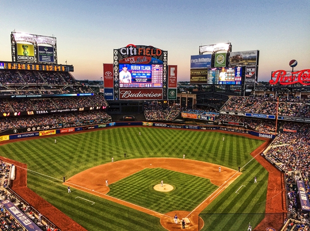 Citi Field, Queens, NY. Photo by Alyson Goodman.