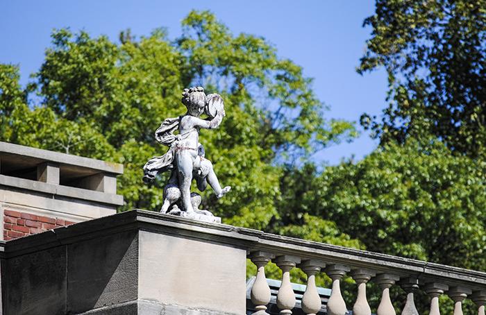 Westbury House, Old Westbury Gardens in Old Westbury, NY. Photo by Alyson Goodman.