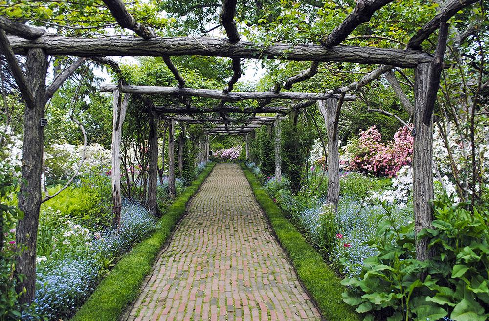 Old Westbury Gardens in Old Westbury, NY. Photo by Alyson Goodman.